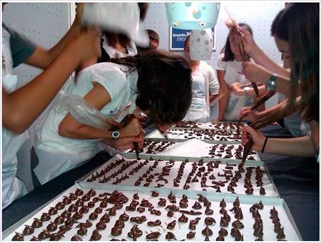 Txokolate tailerra
