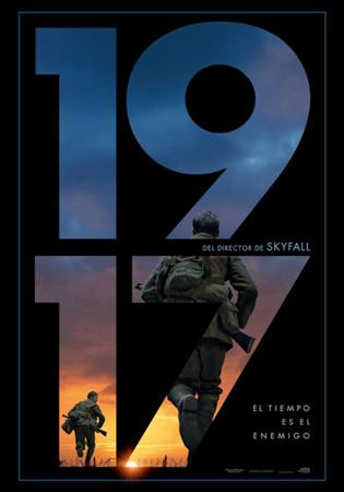 """Cartel de la película """"1917"""""""