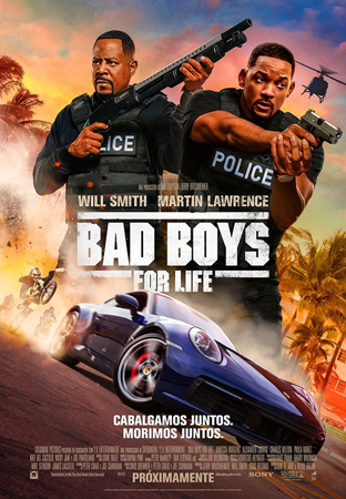 "Cartel de la película ""Bad Boys for Life"""