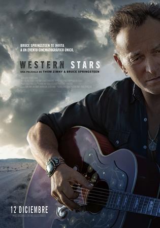 "Cartel de la película ""Bruce Springsteen Western Stars"""
