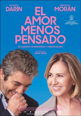 """Fotograma de la película """"El amor menos pensado"""""""