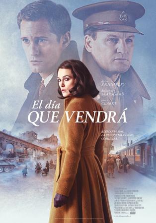 """Cartel de la película """"El día que vendrá"""""""