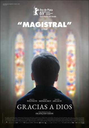 """Cartel de la película """"Gracias a Dios"""""""