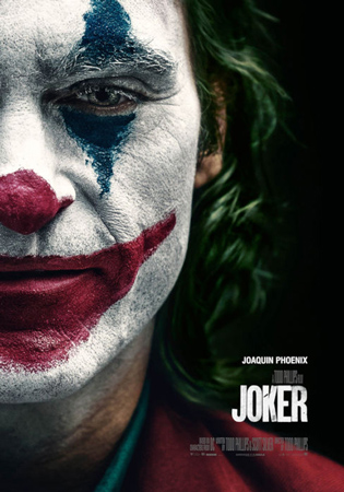 """""""Joker"""" pelikularen kartela"""