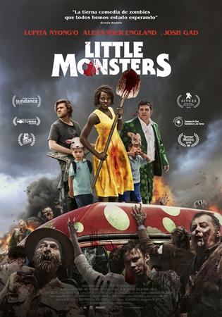 """Little Monsters"" pelikularen fotograma"