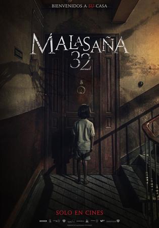 """Cartel de la película """"Malasaña 32"""""""