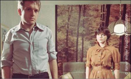 """Fotograma de la película """"Solo quiero que me améis"""" (© Rainer Werner Fassbinder Foundation)"""