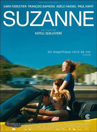 """Cartel de la película """"Suzanne"""""""