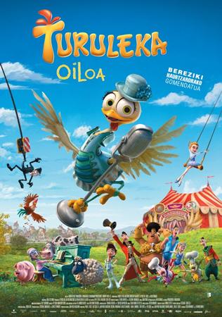 """Cartel de la película """"Turuleka oiloa"""""""