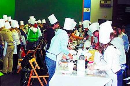 Gastronomi lehiaketa