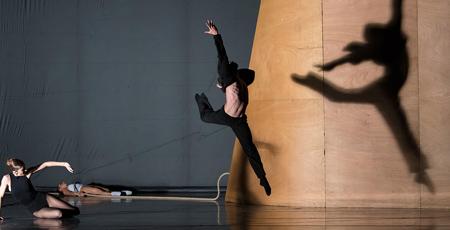 """Momento del espectáculo """"Enemy In The Figure"""" (foto: Jesús Vallinas)"""