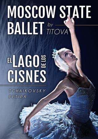 """Cartel del Ballet """"El lago de los Cisnes"""" 2019"""