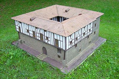 Erakusgai dagoen eraikina