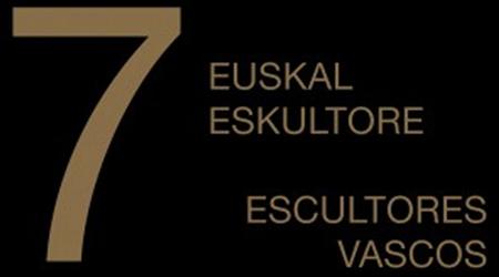 """""""7 Euskal Eskultore"""" erakusketaren foiletoa"""