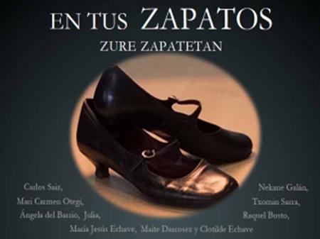 """Imagen 1 de la galería de Erakusketa: """"Zure zapatetan"""""""