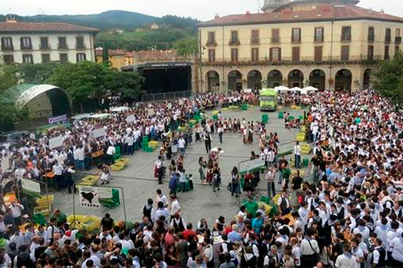 Imagen de la fiesta