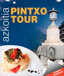 Folleto - Pintxo Tour