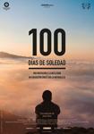 """Cartel de la película """"100 días de soledad"""""""