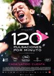 """Cartel de la película """"120 pulsaciones por minuto"""""""