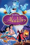 """""""Aladdin"""" pelikularen kartela"""
