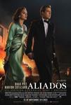 """""""Aliados"""" pelikularen kartela"""