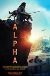 "Cartel de la película ""Alpha"""