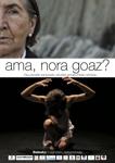"""Cartel de la película """"Ama, Nora Goaz?"""""""