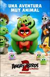 """Angry birds 2: La película"" pelikularen kartela"