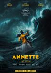 """""""Annette"""" pelikularen kartela"""