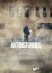 """""""Antidisturbios"""" pelikularen kartela"""