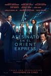 """Cartel de la película """"Asesinato en el Orient Express"""""""
