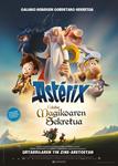 """""""Asterix: Edabe magikoaren sekretua"""" pelikularen kartela"""
