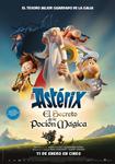 """""""Astérix: El secreto de la poción mágica"""" pelikularen kartela"""