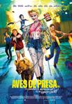 """Cartel de la película """"Aves de presa (y la fantabulosa emancipación de Harley Quinn)"""""""