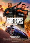 """Bad Boys for Life"" pelikularen kartela"