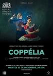 """""""Coppélia"""" proiekzioaren kartela"""