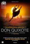 """Cartel de la proyección """"Don Quijote"""""""