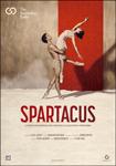 """""""Spartacus"""" proiekzioaren kartela"""