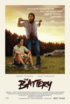 """Cartel de la película """"Bateria"""""""