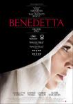 """Cartel de la película """"Benedetta"""""""