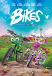 """""""Bikes"""" pelikularen kartela"""