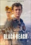"""Cartel de la película """"Black beach"""""""