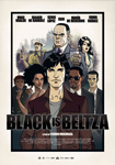 "Cartel de la película ""Black is Beltza"""