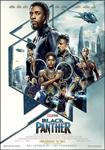 "Cartel de la película ""Black Panther"""