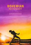 """Bohemian Rhapsody"" pelikularen kartela"
