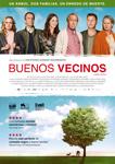 """Cartel de la película """"Buenos vecinos"""""""