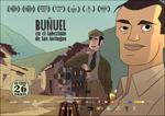 """Cartel de la película """"Buñuel en el laberinto de las tortugas"""""""