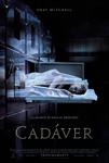"Cartel de la película ""Cadáver"""