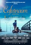 """Cafarnaúm"" pelikularen kartela"