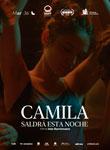 """Cartel de la película """"Camila saldrá esta noche"""""""